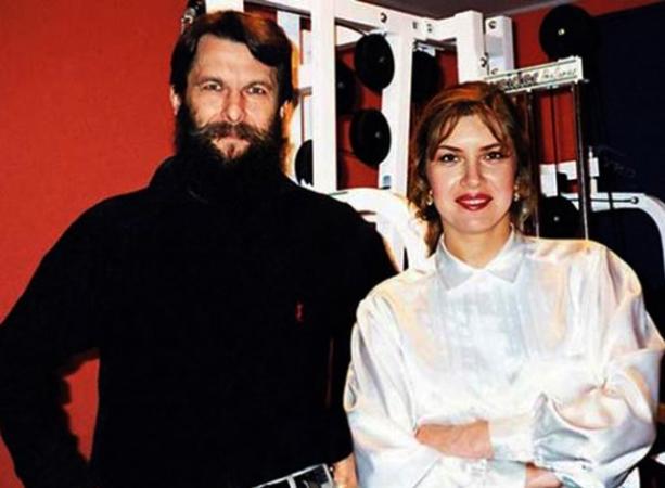 Вера Сотникова и Юрий Никольский