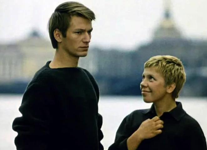 Аристарх Ливанов и Ольга Калмыкова