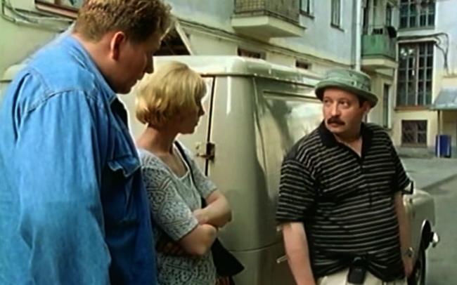 В сериале «Каменская-2» (2002)