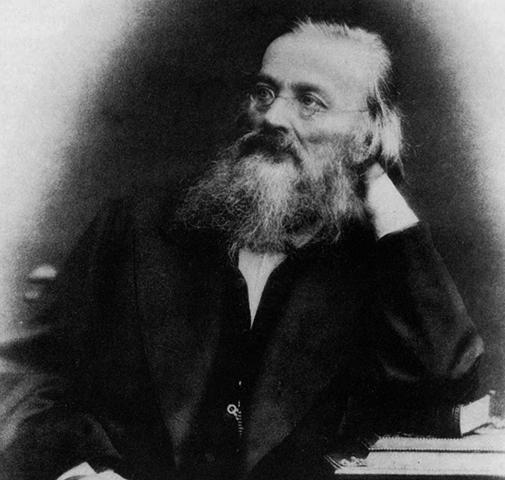 Николай Костомаров в старости