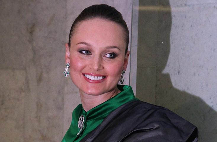 Красивая Наталья Раппопорт