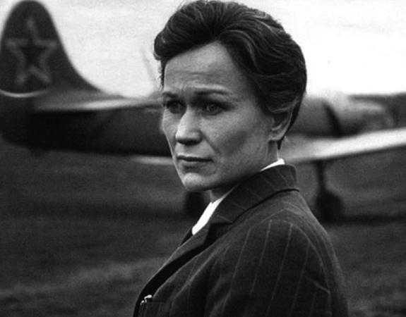 В фильме «Крылья» (1966)