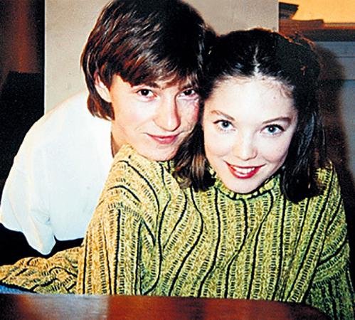 Мария Аниканова и Илья Кулик