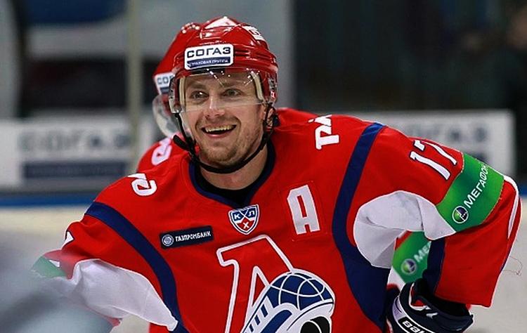 Иван Ткаченко в составе Локомотива