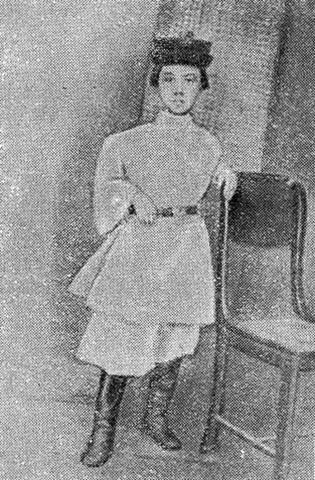 Иван Мичурин в возрасте 5 лет