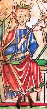 Генрих Молодой Король — старший сын
