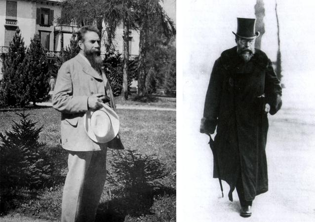 Физик Вильгельм Рентген