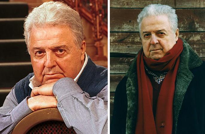 Михаил Танич в старости