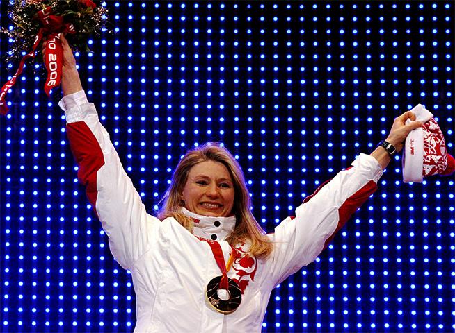 Победа на Олимпиаде в Турине (2006)