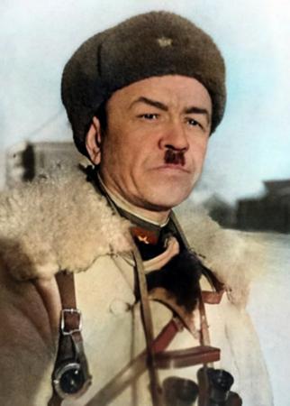 Военачальник Иван Панфилов