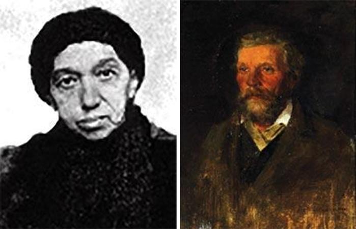 Родители — Варвара Алексеевна и Павел Данилович