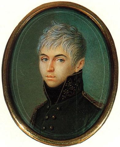 Иван Паскевич (портрет 1808 г.)