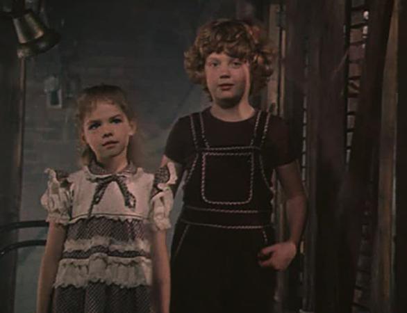 В фильме «Пеппи длинный чулок» (1984)