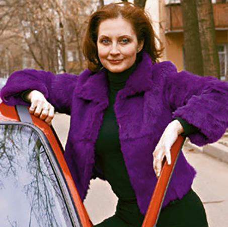 Первая жена — Наталья Пирогова