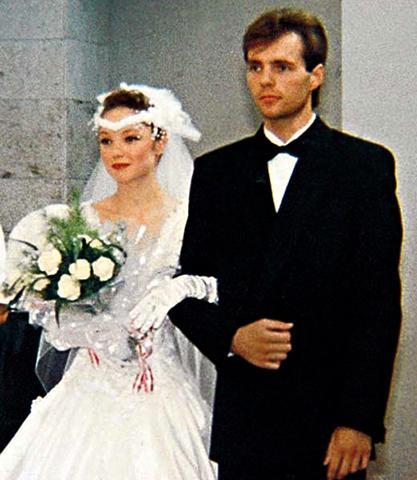 Мария Аниканова и Евгений Платов