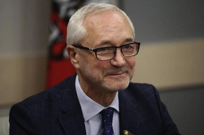 Политик Евгений Герасимов