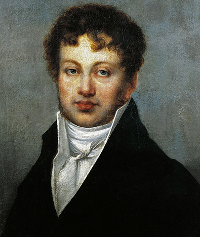 Портрет начала XIX века