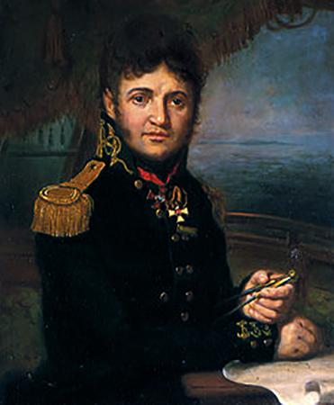 Портрет В.Л. Боровиковского, 1810