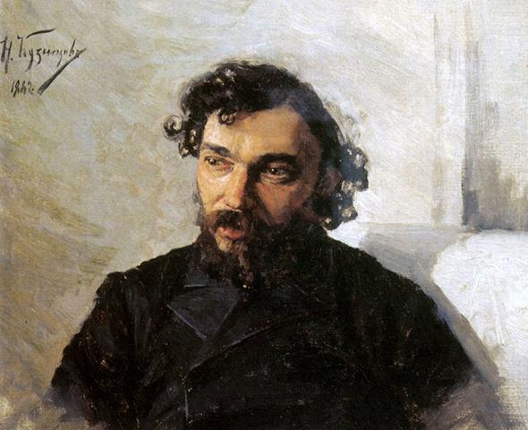 Иван Похитонов (портрет Н.Д. Кузнецова)