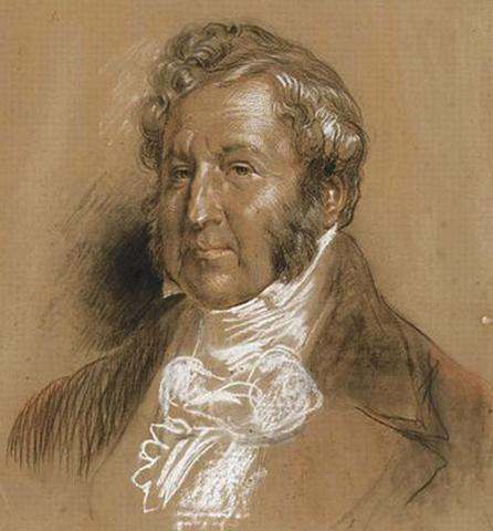 Портрет Луи-Филиппа I