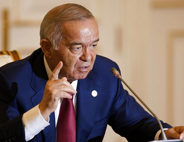 Первый Президент Узбекистана Ислам Каримов