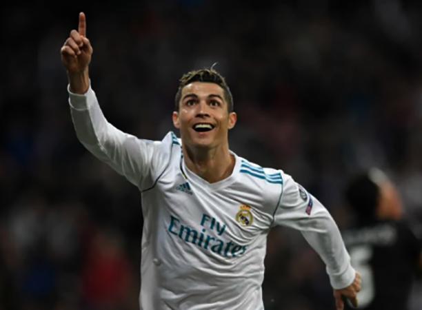 В составе клуба «Реал Мадрид»