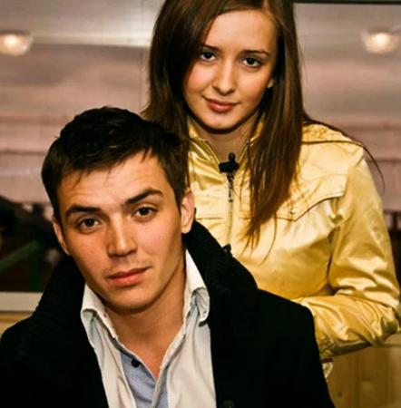 Кузин Евгений и Рита Агибалова
