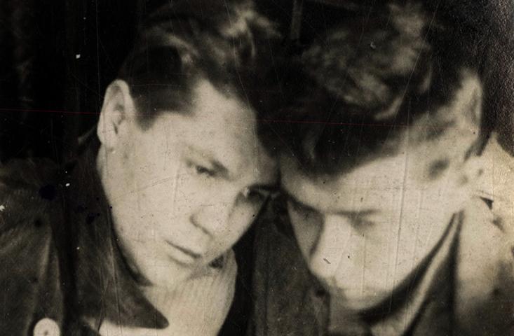 Со школьным товарищем (1939)
