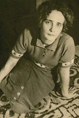 Вторая жена — Людмила Рейслер