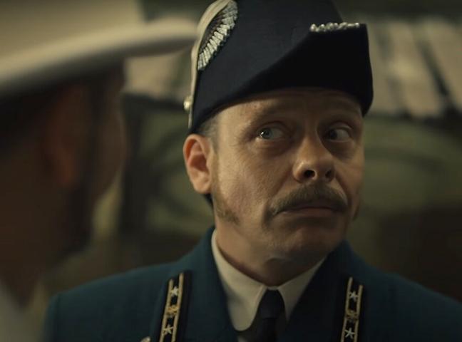 В сериале «Шерлок в России» (2020)