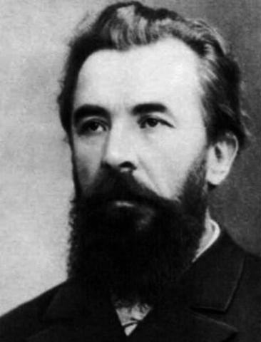 Николай Склифосовский в молодости