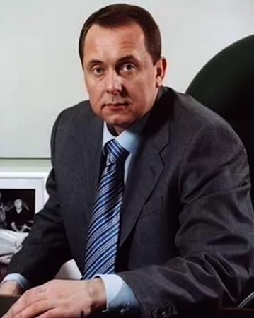 Предприниматель Арнольд Спиваковский