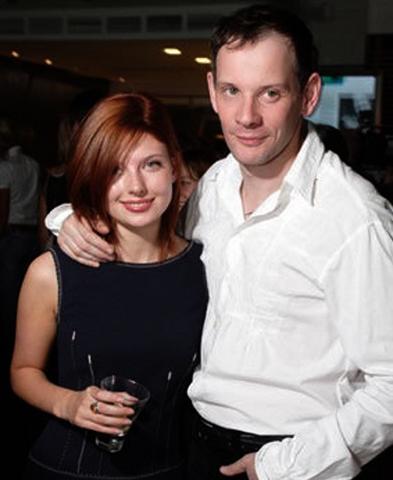 Эмилия Спивак и Даниил Спиваковский