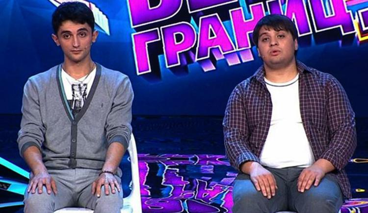 Рустам Саидахмедов и Тамби Масаев
