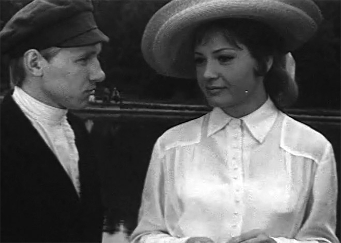 В фильме «Татьянин день» (1967)
