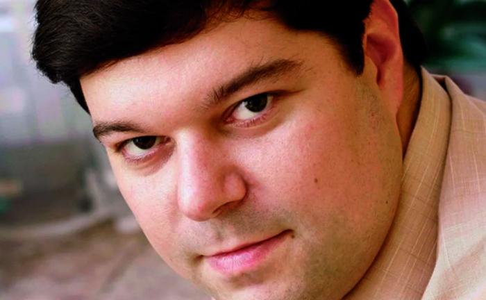 Сергей Бабаев в молодости