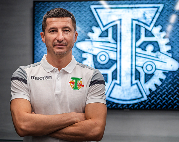 Евгений Алдонин — тренер «Торпедо»