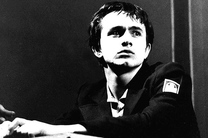 Андрей Звягинцев в юности