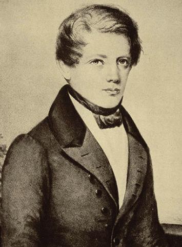 В юности (1836)