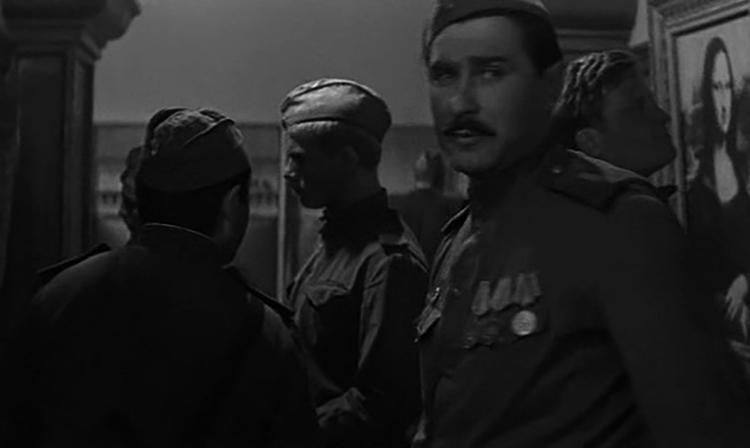 В фильме «Весна на Одере» (1967)