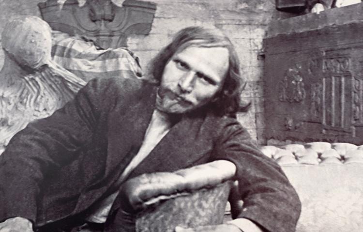 Степан Эрьзя в молодости