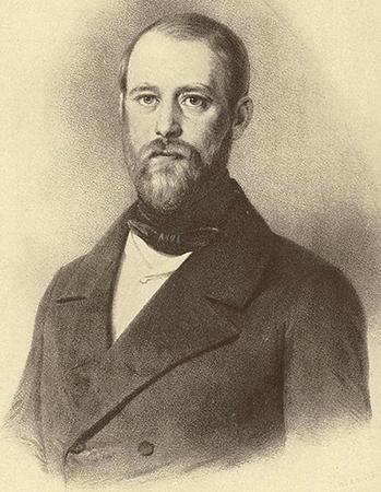 В молодости (1847)