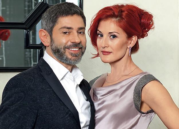 Валерий Николаев и Эльмира Земскова
