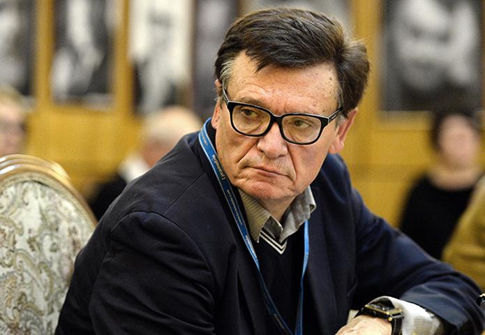 Актер Борис Токарев