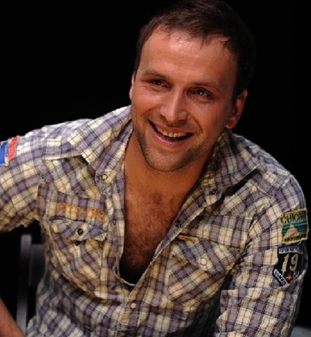 Известный актер Сергей Коваленко