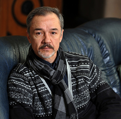 Актер Евгений Леонов-Гладышев
