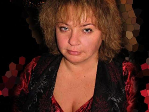 Актриса Александра Табакова