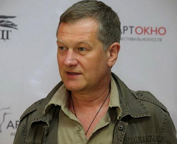Актер Сергей Власов
