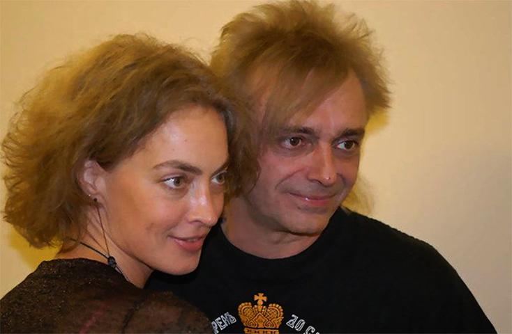 Дочь Александра и К. Кинчевым