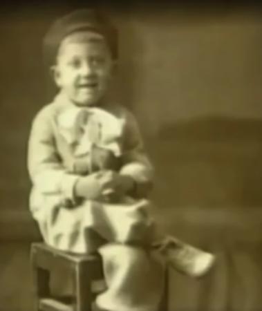 Роман Ткачук в детстве